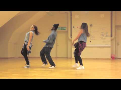 Azonto & Alqaeda choreo  Switch