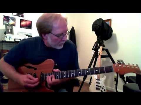 Valley Arts USA (Gibson made) Guitar Jam