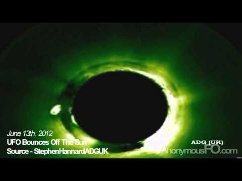 Best Of UFO Sightings Of June 2012, AFO