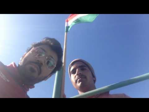 MUST SHARE - REPUBLIC DAY CELEBRATIONS in J & KASHMIR -(with NATIONAL FLAG & ANTHEM)