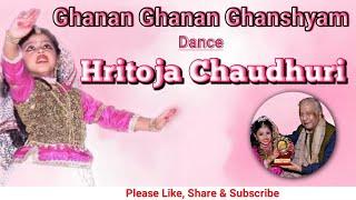 Wonderful Kathak Dance by Hritoja Chaudhuri(4Years) # Tarana Art & Music