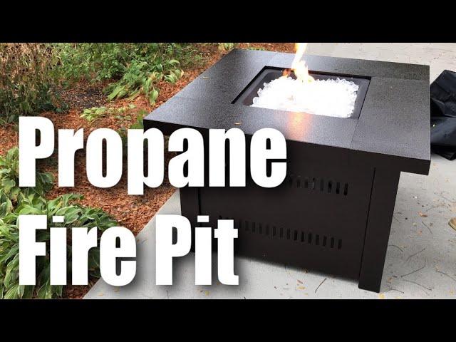 Outdoor fire pit Cross T\u00e2n
