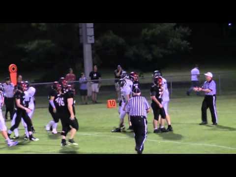 FCS Knights vs Aaron Academy 8 29 14