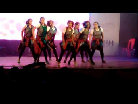 Brian's Academy of dance, group. Sole impression 2015