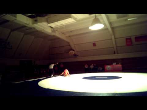 152 lb Wrestling @ Oceana High School