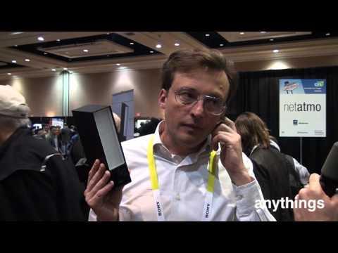 [CES] Netatmo Presence - Fred Potter - CEO