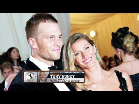 NBC Analyst Tony Dungy talks Giselle