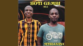 Mthavini (feat. Sunglen & Florah)
