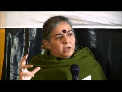 Dr Vandana Shiva, Rights of Nature and Earth Democracy