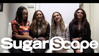 Little Mix play A.D.I.D.A.S and talk sex