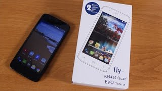 Fly IQ4414 Обзор