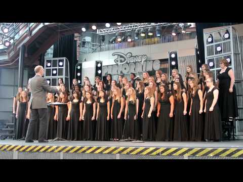 Friends School Choir At Disney (Disney Medley)