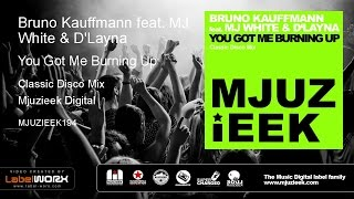 Bruno Kauffmann feat. MJ White & D