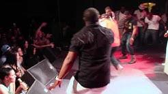 Beenie Man Show Saskatoon Snipa Wizdom