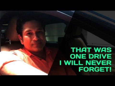 Sachin Tendulkar Talks About Cops Stopping Him for Speeding: Watch Video