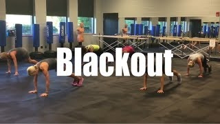 blackout the americanos ft lil jon juicy j tyga   cardio party mashup fitness routine