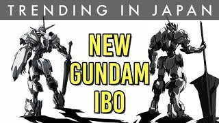 New Gundam Iron Blooded Orphans is Coming