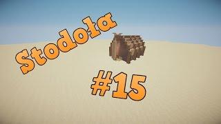 Stodoła w Minecraft   Pomysł na budowlę [#15]