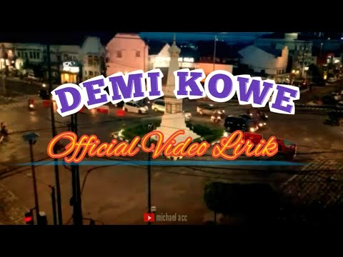"""demi-kowe""---pendhoza-versi-truk-mania---michael-acc-(official-video-lirik-mucik)."
