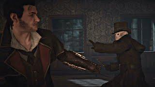 Скачать Assassin S Creed Jack The Ripper Boss Fight Vs Assassin Jacob Frye Jack The Ripper Kills Jacob