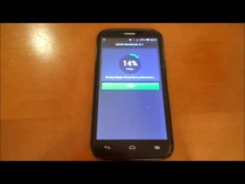 Alcatel One Touch Pop C9 OT7047D Antutu test  YouTube