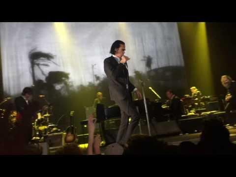 Nick Cave Live Excepts @ Metropolis May 29, 2017