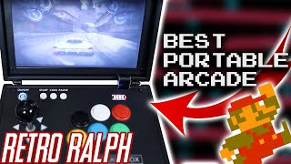 Best Portable Arcade and it can run on Batteries!