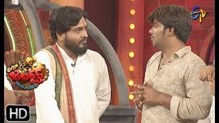 Sudigaali Sudheer Performance | Extra Jabardasth | 17th May 2019    | ETV Telugu