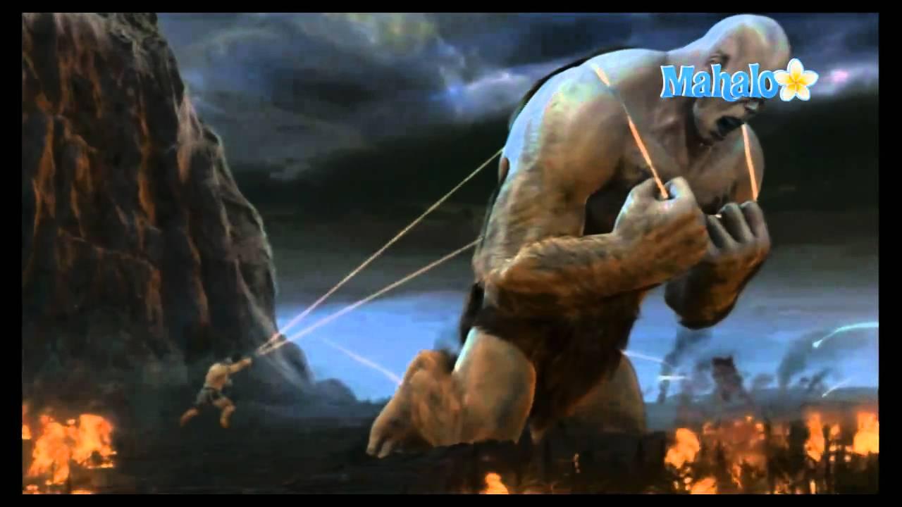 God Of War 2 Walkthrough Part 27 Youtube