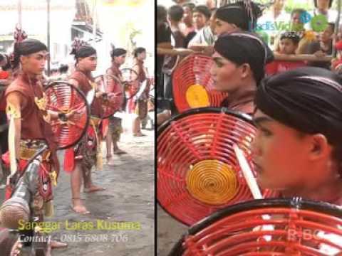Jathilan Laras Kusuma Babak 1 (Keprajuritan) Traditional javanis art dance