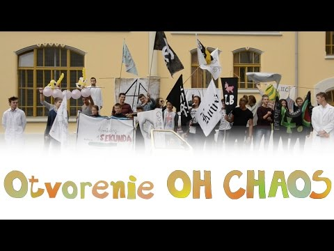 Otvorenie OH Chaos - Gamča 2015
