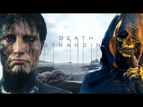 DEATH STRANDING All Boss Fights 1080p HD