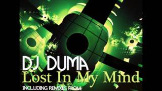 Dj Duma - Lost In My Mind (Original Mix) [Insomniafm Records]