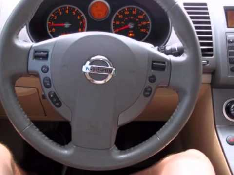 High Quality 2008 NISSAN SENTRA 2.0S ALL POWER GREAT GAS MILEAGE Mobile Pensacola FL  Florida   YouTube