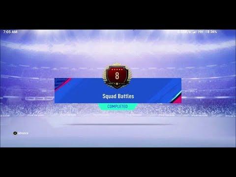 FIFA 19 8th In The World Squad Battles Rewards Credit X Sour Kiwis