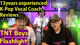 Download K-pop Vocal Coach reacts to Flashlight - TNT Boys