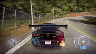 Need for Speed™ Heat Drift Zone Drifting Cowboy