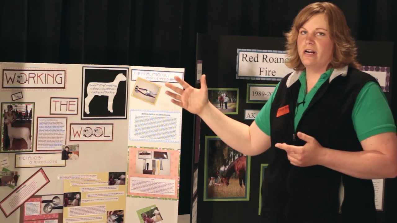 Designing Your 4-H Educational Display - YouTube
