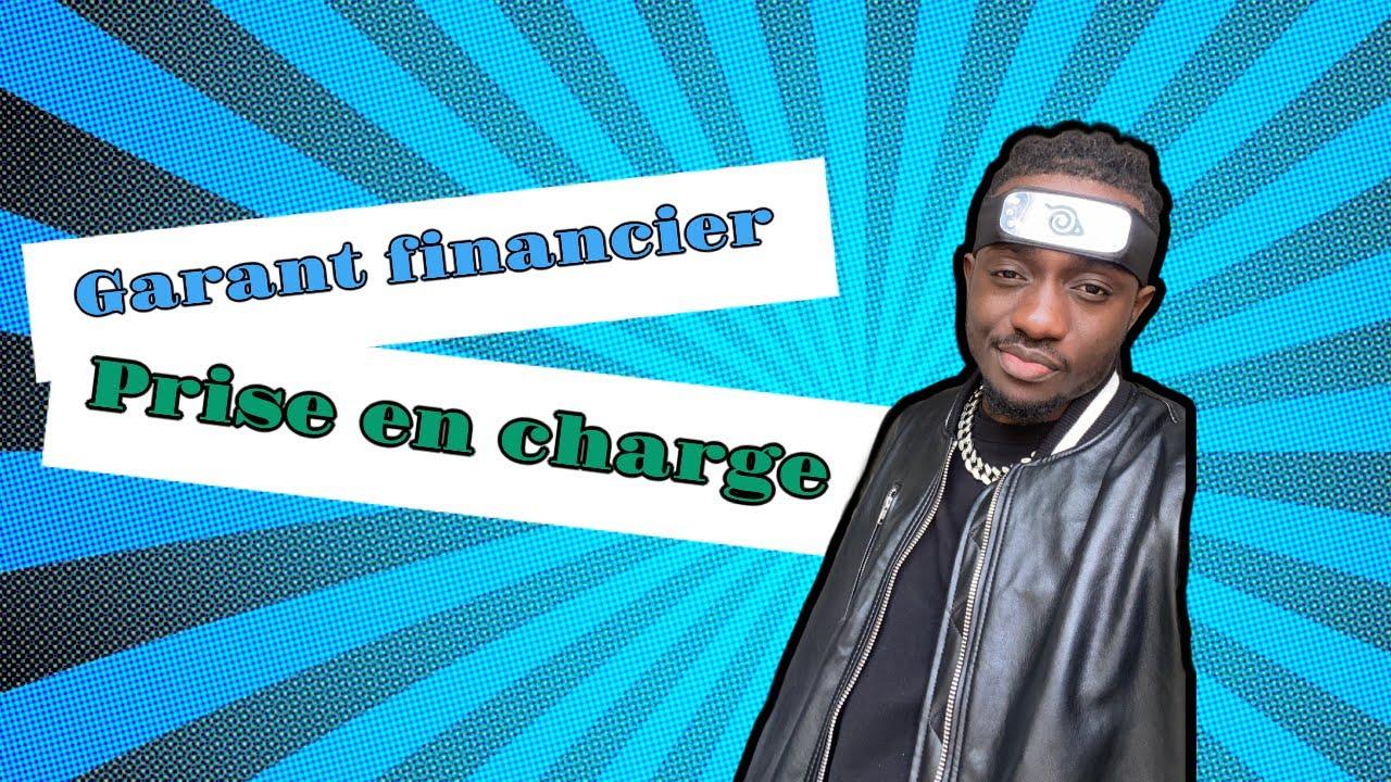 Download Campus France: Garant financier et Prise en charge