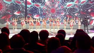 Puteri Indonesia 2020 - Opening Dance with Afgan