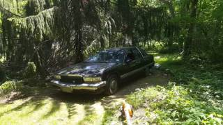 Putting down the 1994 Roadmaster sedan