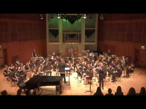 A Tribute to Harry James - University of York Concert Band