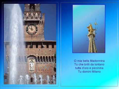 Milano   O mia bella Madonnina