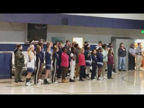 National Anthem Brooklane Baptist Academy Choir (2018) Awesome Job!