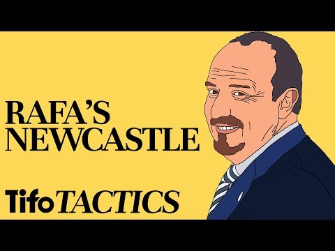 Tactics Explained | Rafa Benitez's Newcastle