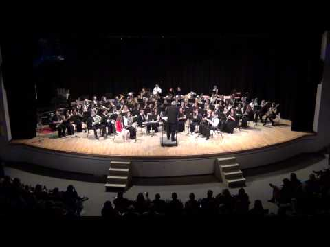 Northern Zone Nevada Music Educator's Assn. Honor Bands Concert