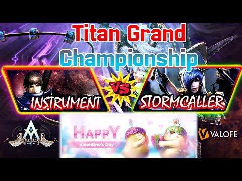 Titan 03/03/2019 AM: Final - ApexBeat vs Tirandill - Atlantica Online Valofe