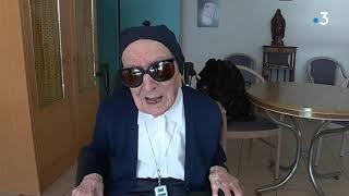 L' Alésienne soeur André a fêté ses 115 ans