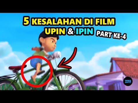 5 Kesalahan Dalam Animasi Upin Dan Ipin ! PART 4