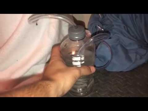 Easy DIY blow-off Airlocks for Home Brewing
